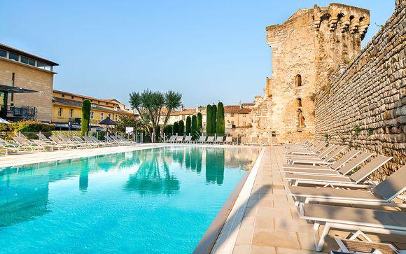 Aquabella Hotel & Spa 4 * in Aix-en-Provence
