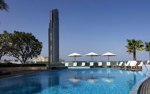 Crowne Plaza Dubai Festival City 5 *