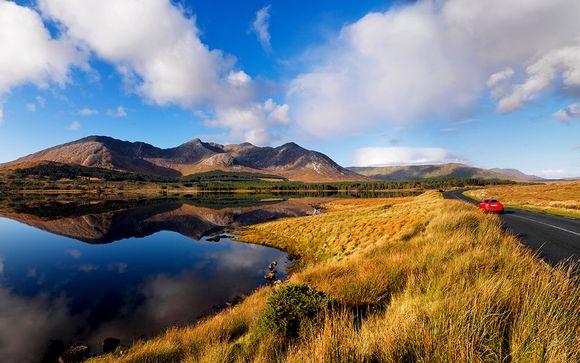 Autotour durch Irlands wilden Norden