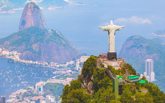 Willkommen in... Brasilien!!