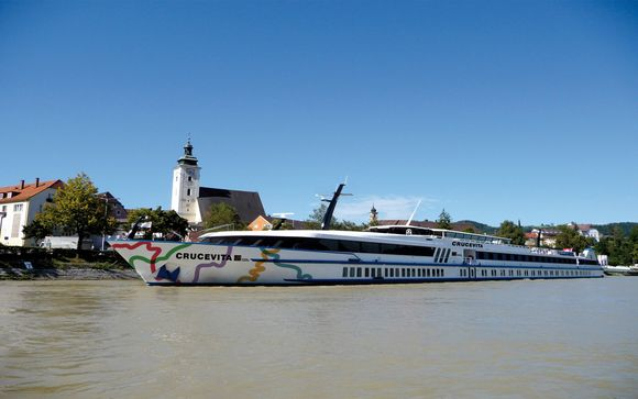 Kreuzfahrtschiff - MS Crucevita 4*