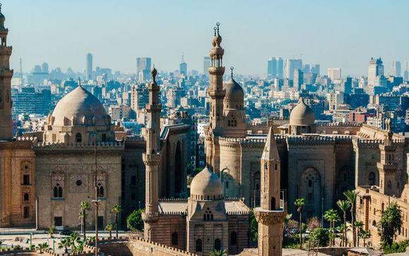Für Sie inklusive: 2-Tagesausflug nach Kairo