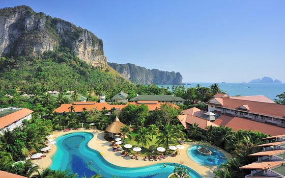 Well Hotel Bangkok 5* und Aonang Villa 4*