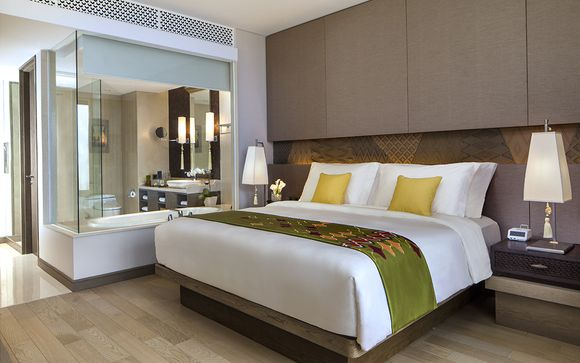 Ihr Hotel Mövenpick Resort & Spa 5* in Jimbaran