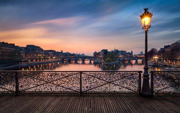 Willkommen in... Paris !