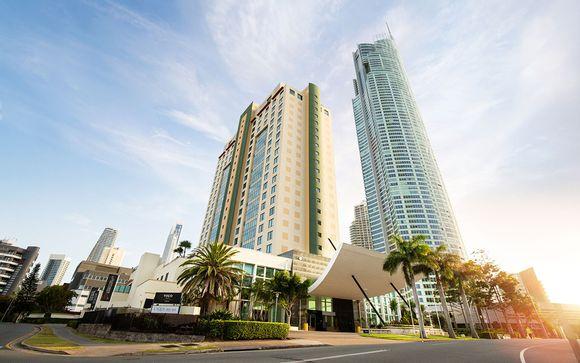 Ihr Hotel an der Gold Coast