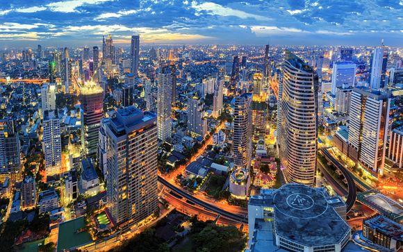 Willkommen in... Bangkok!