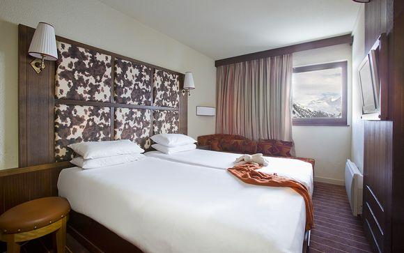 El Hotel Club Med Aime La Plagne le abre sus puertas