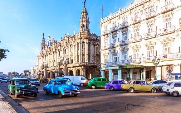Itinerario en Cuba