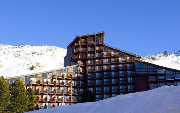 Club Med L 'Alpe d'Huez la Sarenne le abre sus puertas