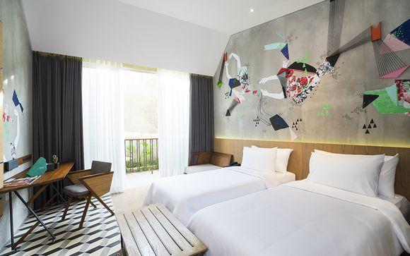 El Hotel Artotel Sanur 4*  le abre sus puertas
