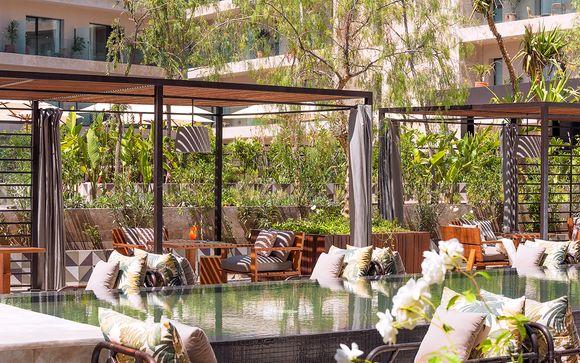 Radisson Blu Hotel, Marrakech Carré Eden 5*