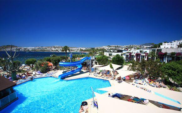 Turquía Bodrum - Hotel Parkim Ayaz 4* desde 57,00 €