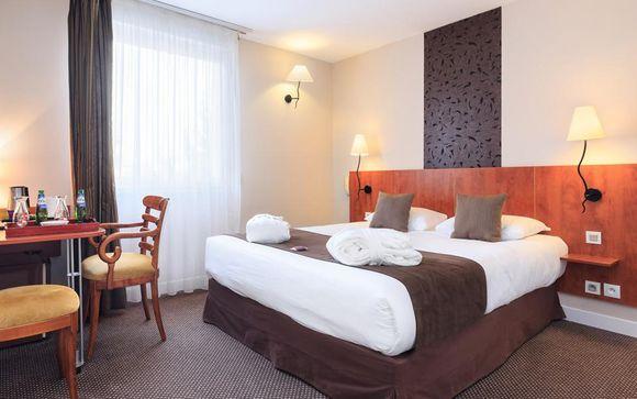 El Hotel Best Western Athenee 4* le abre sus puertas