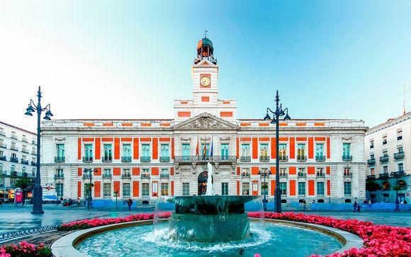 Escapada a la capital junto a la Puerta del Sol