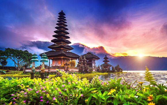 Maravilloso tour privado por un enclave asiático inigualable