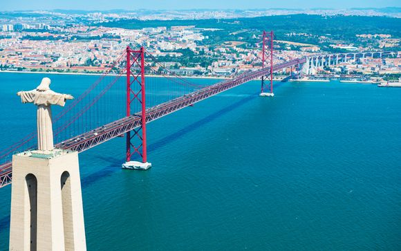 Portugal Faro  Lisboa y Algarve en tren desde 416,00 €
