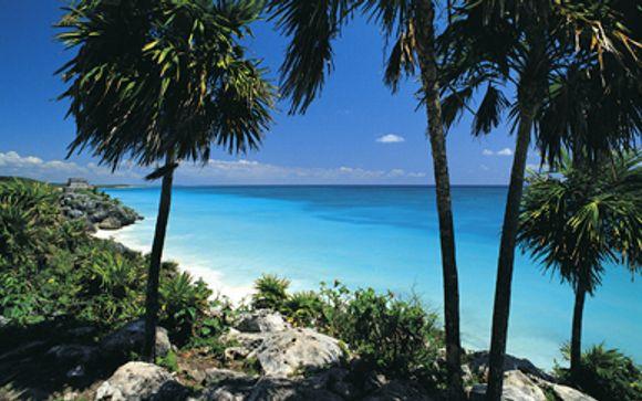 Grand Mayan Beach ***** - Tulum, Riviera Maya - México
