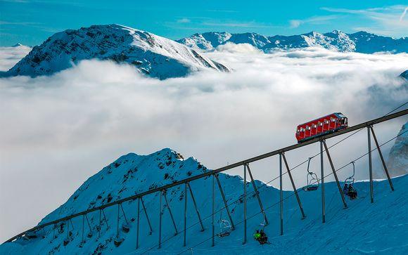 Los Alpes austriacos te esperan