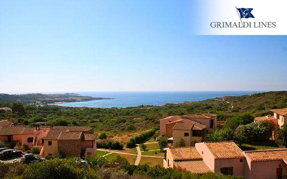 Italia Isola Rossa - Residence La Misuaglia desde 304,00 €