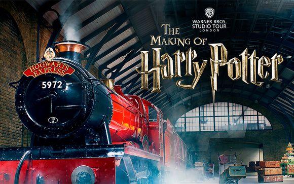 Ibis Styles London Ealing y Harry Potter Studio