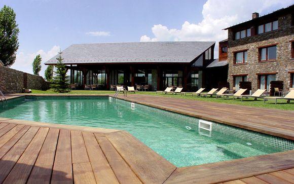Hotel Fontanals Golf 4*