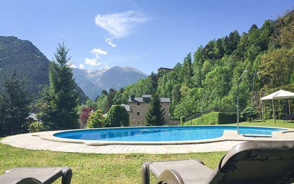 Andorra La Massana – Abba Xalet Suites 4* desde 99,00 ? La Massana Andorra en Voyage Prive por 99.00 EUR€