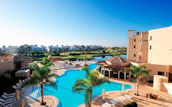 Torre Pacheco - La Torre Golf Resort & Spa 5*