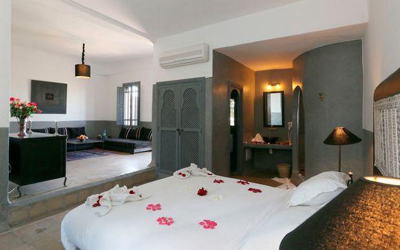 El Hotel Shemsmoon Lodge & Spa le abre sus puertas