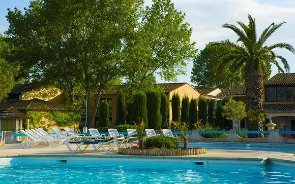 Hotel L'Olivier Arles 4*