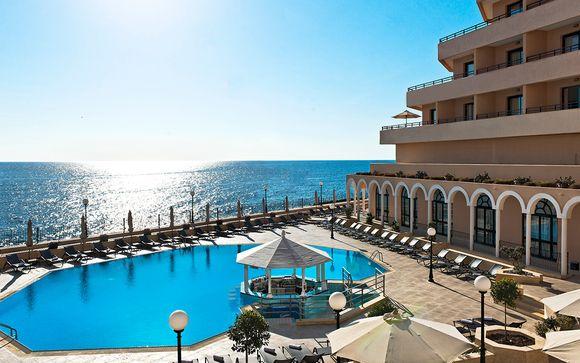 Malta St Julian's  Radisson Blu Resort St Julian's 5* desde 179,00 €