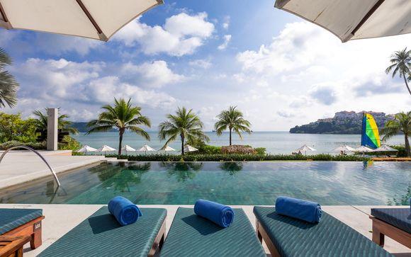 Pullman Phuket Panwa Beach Resort 5*