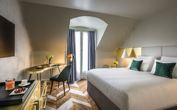 Hotel Le Louis Versailles Chateau - MGallery By Sofitel 4*