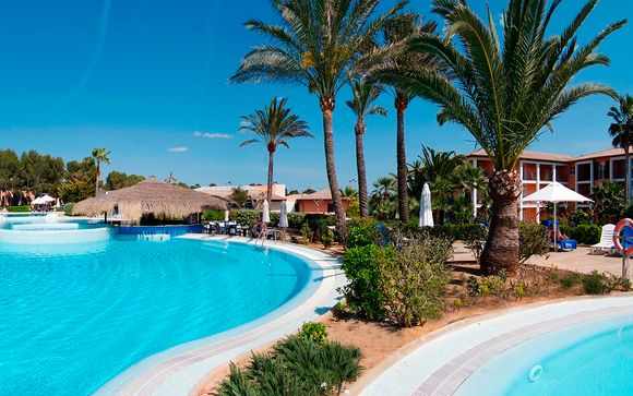 Blau Colonia Sant Jordi Resort & Spa 4*