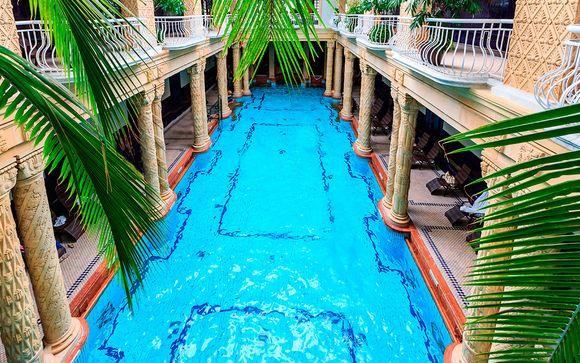 Hungría Budapest Opera Garden Hotel & Apartments 4* desde 87,00 €