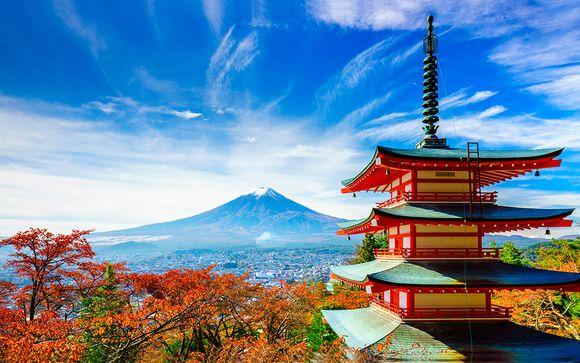 Japón Tokio - Estancia auténtica en Japón desde 1.862,00 €