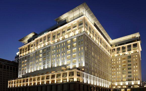 Ritz Carlton, Dubái Internacional Financial Centre