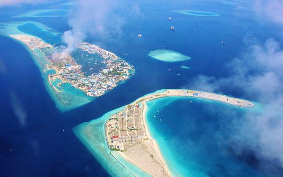 Crucero de 10 noches por Maldivas