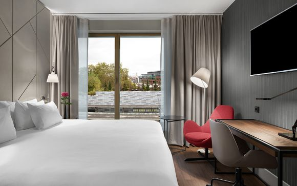 NH Collection Antwerp Centre 4*
