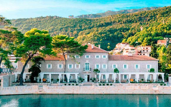 Montenegro Herceg Novi - Lazure Marina & Hotel desde 396,00 €