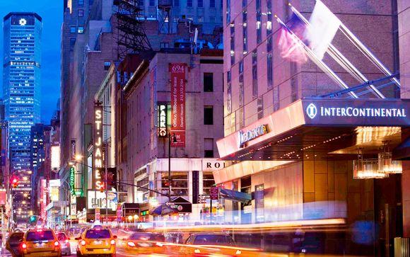 Glamour en pleno Manhattan con vistas al Río Hudson