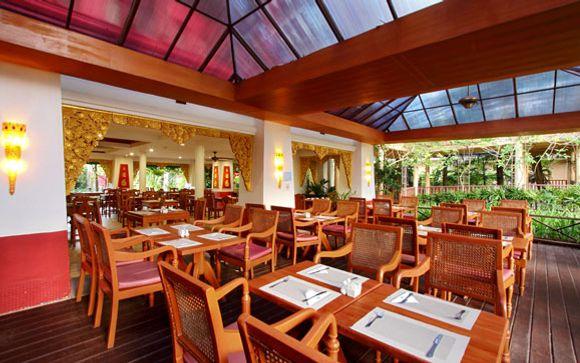 Kata Palm Resort 4*, en Phuket