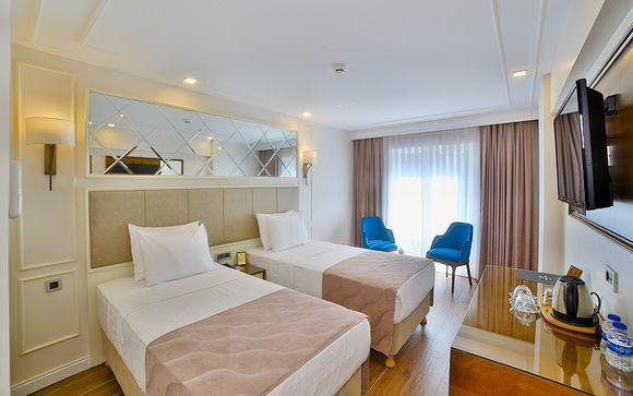 Sorriso Hotel Due 4*, en Estambul