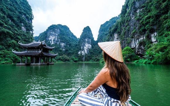 Extensión a Mai Chau y Ninh Binh (opción 2)