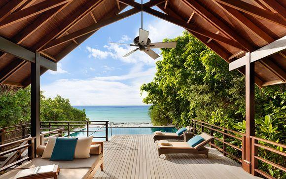 Shangri-La's Villingili Resort & Spa Grand Luxury Maldives 5*