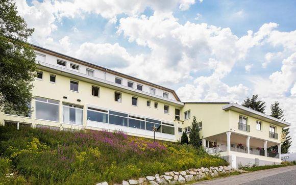 Naturhotel auf Gut Lilienfein 4*