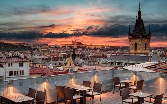 República Checa Praga - Sheraton Prague Charles Square Hotel 5* desde 182,00 €