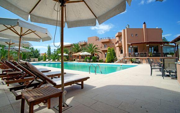 Grecia Kyparissia -  Apollo Resort Art Hotel 4* desde 109,00 €
