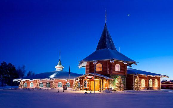 Descubre la magia de Laponia en familia este invierno