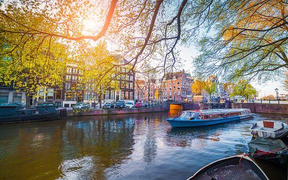 Pestana Amsterdam Riverside 5*